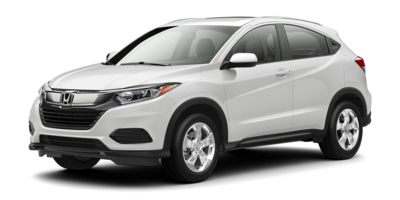 New 2020  Honda HR-V 4d SUV AWD LX at Carmack Car Capitol near Danville, IL