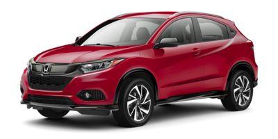 New 2020  Honda HR-V 4d SUV FWD Sport at Carmack Car Capitol near Danville, IL