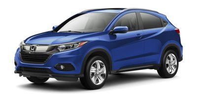 New 2020  Honda HR-V 4d SUV AWD EX at Carmack Honda near Danville, IL