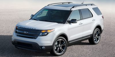 Used 2015  Ford Explorer 4d SUV 4WD Sport at Car Zone Sales near Otsego, MS