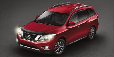 Used 2015  Nissan Pathfinder 4d SUV 4WD Platinum at Carriker Auto Outlet near Knoxville, IA