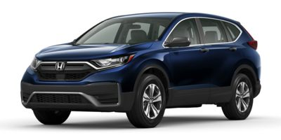 New 2020  Honda CR-V 4d SUV AWD LX at Carmack Car Capitol near Danville, IL