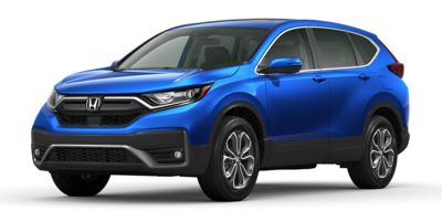 New 2020  Honda CR-V 4d SUV AWD EX at Carmack Car Capitol near Danville, IL