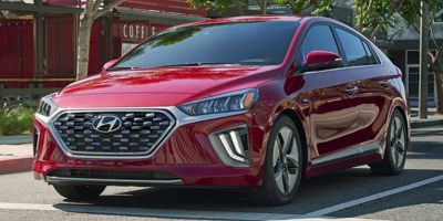 New 2020  Hyundai Ioniq Hybrid 4d Hatchback Limited at Carmack Car Capitol near Danville, IL