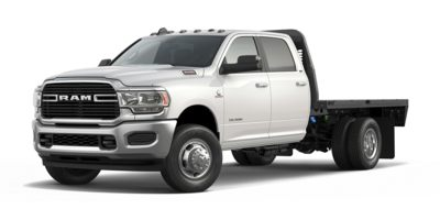 "New 2020  Ram 3500 Cab-Chassis 4WD Crew Cab Tradesman 172"" at Charbonneau Car Center near Dickinson, ND"