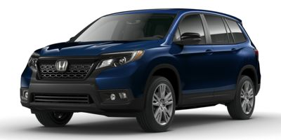 New 2020  Honda Passport 4d SUV AWD EX-L at Carmack Car Capitol near Danville, IL