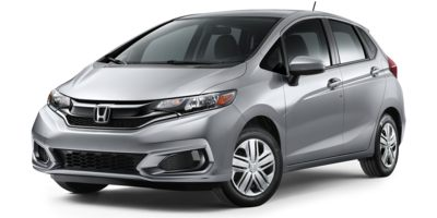 New 2020  Honda Fit 4d Hatchback LX CVT at Carmack Car Capitol near Danville, IL