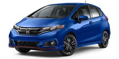 New 2020  Honda Fit 4d Hatchback Sport CVT at Carmack Car Capitol near Danville, IL