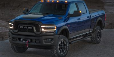 New 2020  Ram 2500 4WD Crew Cab Longhorn at Charbonneau Car Center near Dickinson, ND