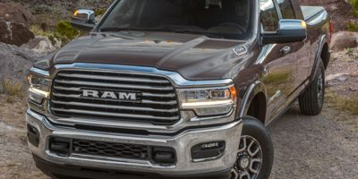 New 2020  Ram 2500 4WD Mega Cab Laramie at Charbonneau Car Center near Dickinson, ND