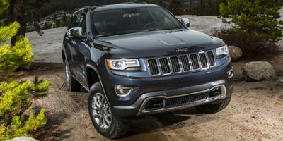 Used 2014  Jeep Grand Cherokee 4d SUV 4WD Overland at Royal Auto Group near Burlington, NJ