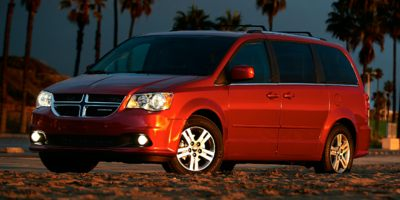2020 Dodge Grand Caravan Crew Plus 2WD