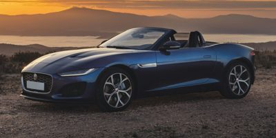 2021 Jaguar F-TYPE P300 décapotable BA