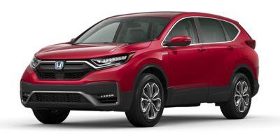 New 2020  Honda CR-V Hybrid EX-L AWD at Carmack Car Capitol near Danville, IL