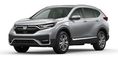 New 2020  Honda CR-V Hybrid Touring AWD at Carmack Car Capitol near Danville, IL
