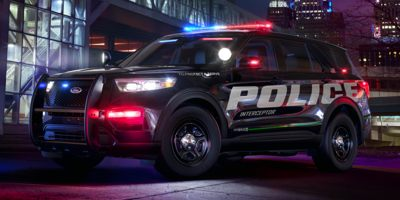 2021 Ford Police Interceptor Utility AWD