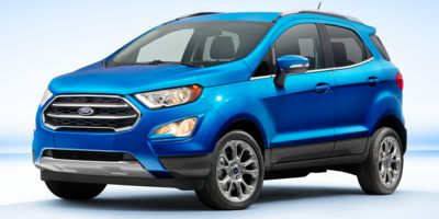 New 2021  Ford EcoSport Titanium 4WD at CreditNetworkUSA near Mayfield Heights, OH