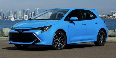 2021 Toyota Corolla à hayon