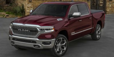 "New 2021  Ram 1500 4WD Limited Crew Cab 5'7"" Box at Charbonneau Car Center near Dickinson, ND"