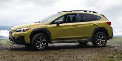 2021 Subaru Crosstrek 4 DOOR  - SC9512