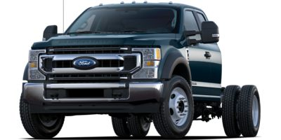 "Super Duty F-550 DRW XLT 2WD SuperCab 168"" WB 60"" CA"