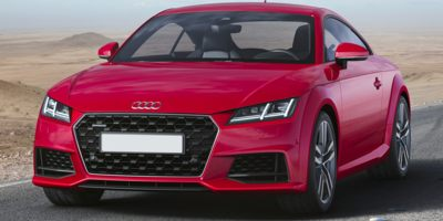 2021 Audi TT Coupe