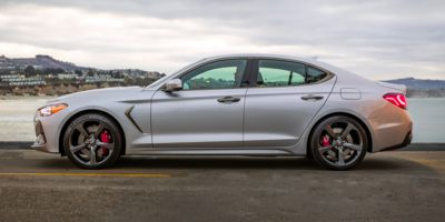 2021 Genesis G70 4D Sedan RWD at for Sale 			 				- GS1037  			- C & S Car Company