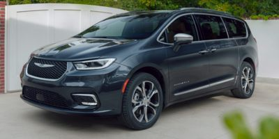 New 2021  Chrysler Pacifica Touring L AWD at Charbonneau Car Center near Dickinson, ND