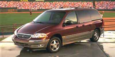 2000 Ford Windstar Wagon  - R5573A