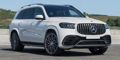 New 2021 Mercedes-Benz GLS GLS 63 AMG® 4MATIC