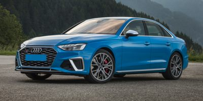 2021 Audi S4 berline