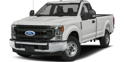 Super Duty F-350 SRW XL 4WD Reg Cab 8' Box