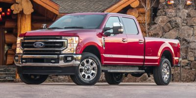 Used 2021  Ford Super Duty F-350 4WD LARIAT Crew Cab SRW 6.75' Box at Drive Now Mayfield near Mayfield Heights, OH