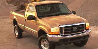 2003 Ford F-250 Super Duty Regular Cab  for Sale  - R4866A  - Fiesta Motors
