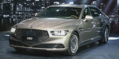 2021 Genesis G90 4D Sedan for Sale 			 				- GS1061  			- C & S Car Company