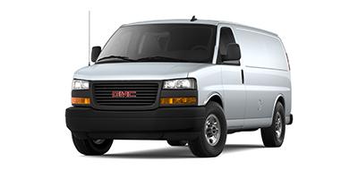 2021 GMC Savana Cargo Van
