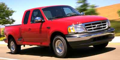 2000 Ford F-150 SuperCab  - R4549A