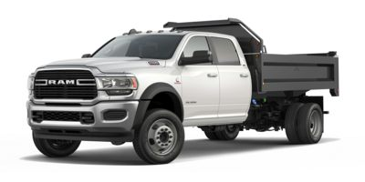 """New 2021  Ram 5500 Cab-Chassis 4WD Tradesman Crew Cab 60"""" CA 173.4"""" WB at Charbonneau Car Center near Dickinson, ND"""