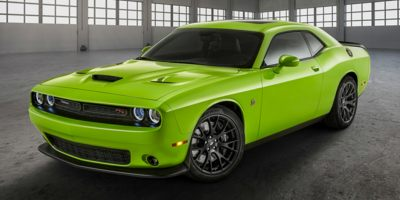 New 2021  Dodge Challenger R/T Scat Pack RWD at Charbonneau Car Center near Dickinson, ND