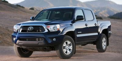 Used 2014  Toyota Tacoma 4WD Double Cab Long Bed at Carriker Auto Outlet near Knoxville, IA