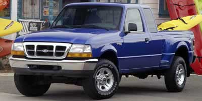 Used 2000  Ford Ranger 4WD Supercab 4d XLT at Good Wheels Calcutta near East Liverpool, OH