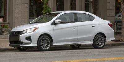 New 2021  Mitsubishi Mirage G4 ES CVT at Frank Leta Automotive Outlet near Bridgeton, MO