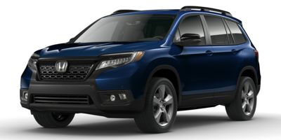 New 2021  Honda Passport Touring AWD at Carmack Car Capitol near Danville, IL