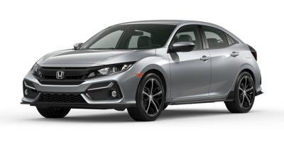 New 2021  Honda Civic Hatchback Sport CVT at Carmack Car Capitol near Danville, IL