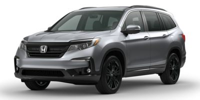 New 2021  Honda Pilot Special Edition AWD at Carmack Car Capitol near Danville, IL