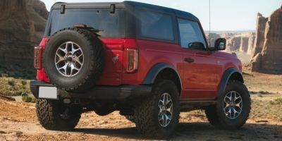 2021 Ford Bronco Black Diamond 2 Door 4x4