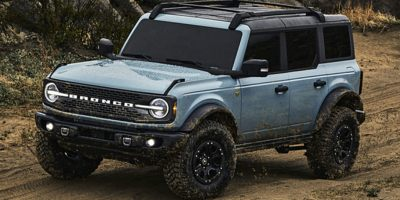 Bronco Black Diamond 4 Door 4x4