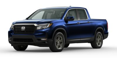 New 2021  Honda Ridgeline RTL-E AWD at Carmack Car Capitol near Danville, IL
