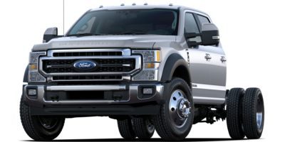 2022 Ford Super Duty F-550 DRW