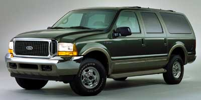 Used 2000  Ford Excursion 4d SUV 4WD Limited at Motor City Auto Brokers near Taylor, MI